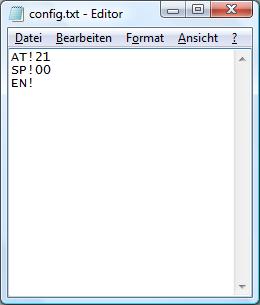 support-config_bsp-allgemein